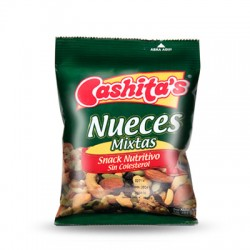 nueces mixtas 85g